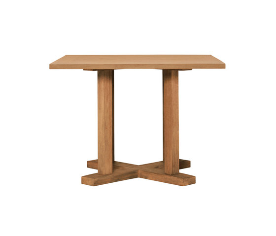 ARBOR DINING TABLE SQUARE 102 by JANUS et Cie | Dining tables