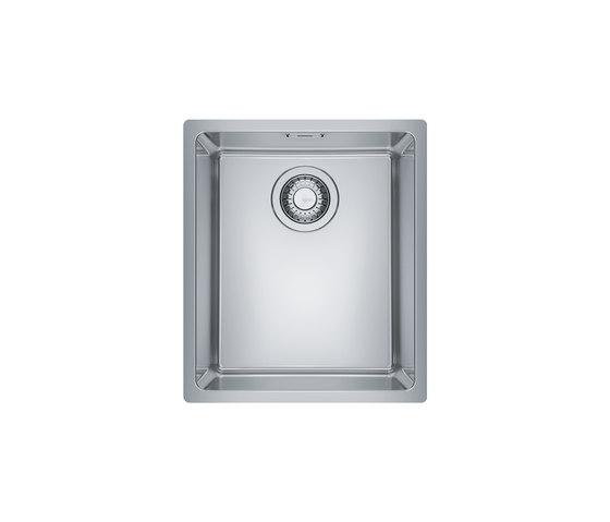 Maris Sink MRX 110-34 Stainless Steel by Franke Kitchen Systems | Kitchen sinks