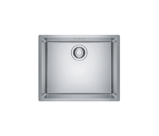 Maris Sink MRX 110-50 Stainless Steel by Franke Kitchen Systems | Kitchen sinks