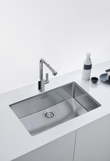 Maris Sink MRX 110-70 Stainless Steel by Franke Kitchen Systems | Kitchen sinks