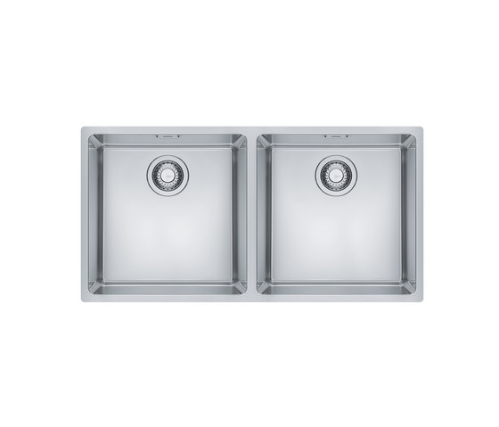 Maris Sink MRX 120-40-40 Stainless Steel by Franke Kitchen Systems | Kitchen sinks