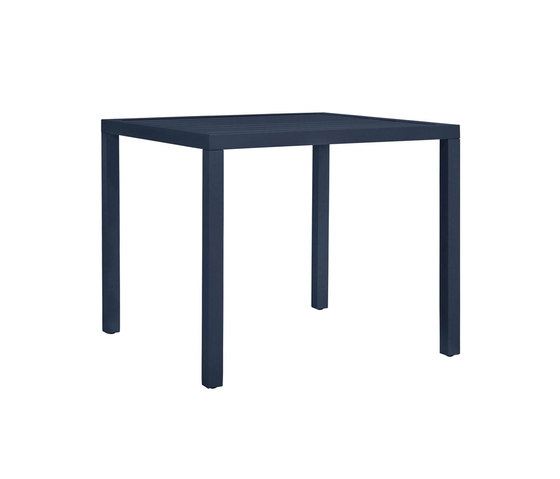 DUO DINING TABLE SQUARE 84 by JANUS et Cie | Dining tables