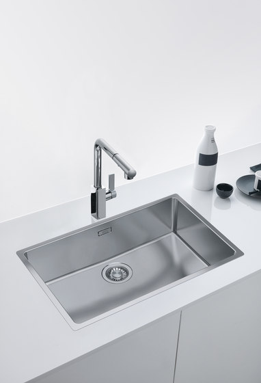 Maris Sink MRX 210-70 Stainless Steel by Franke Kitchen Systems | Kitchen sinks