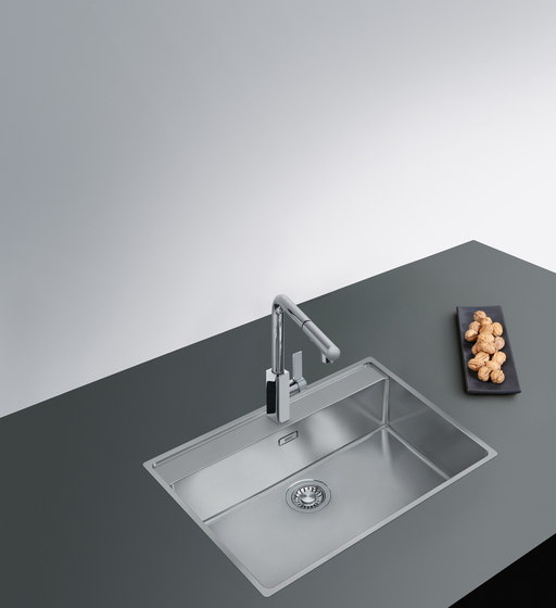 Maris Sink MRX 210-70 TL Stainless Steel by Franke Kitchen Systems | Kitchen sinks