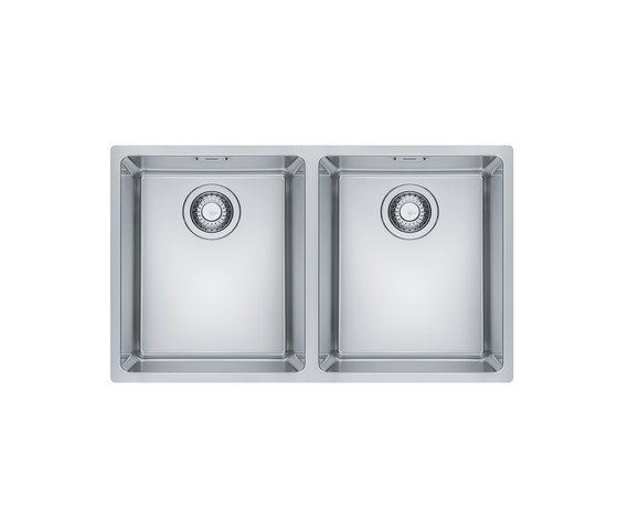 Maris Sink MRX 220-34-34 Stainless Steel by Franke Kitchen Systems | Kitchen sinks