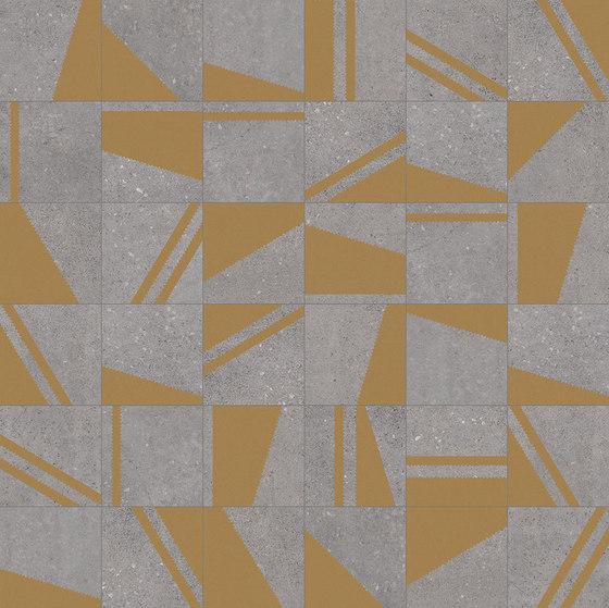 Nassau Kokomo Grafito Oro de VIVES Cerámica | Baldosas de cerámica