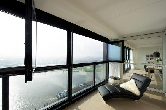 Bi-folding doors | Ecoline by Solarlux | Window types