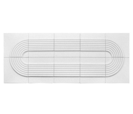 Decibel | Race Wall von Johanson Design | Schalldämpfende Wandsysteme