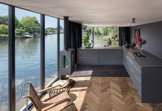 Bi-Fold Door | Highline by Solarlux | Window systems
