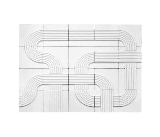Decibel | Race Wall by Johanson Design | Sound absorbing wall systems