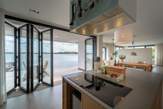 Bi-Fold Door | Highline by Solarlux | Window systems