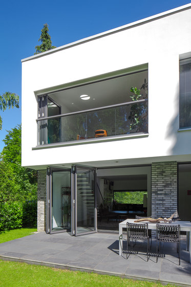 Bi-Fold Door   Highline by Solarlux   Window types