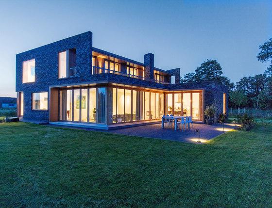 Bi-Folding Doors | Woodline by Solarlux | Window types