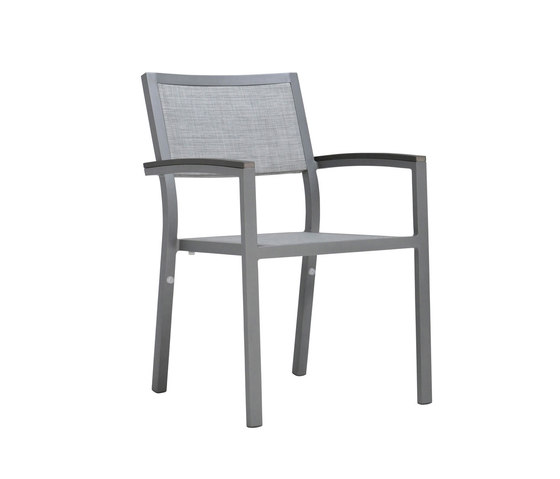 DUO MESH ARMCHAIR by JANUS et Cie | Chairs