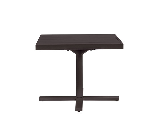 DUO SIDE TABLE SQUARE 53 by JANUS et Cie | Dining tables