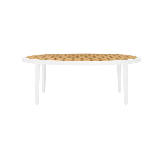HATCH COCKTAIL TABLE ROUND 101 by JANUS et Cie | Coffee tables