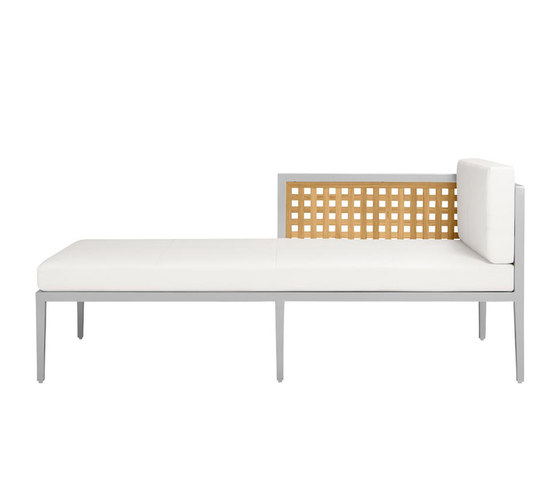 HATCH MODULE CHAISE LEFT by JANUS et Cie | Sofas