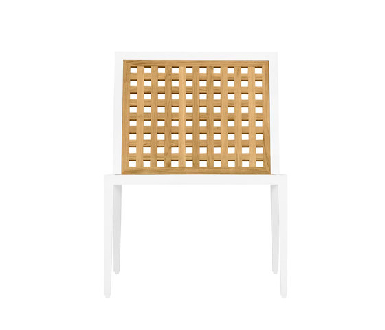 HATCH SIDE CHAIR de JANUS et Cie | Sillas