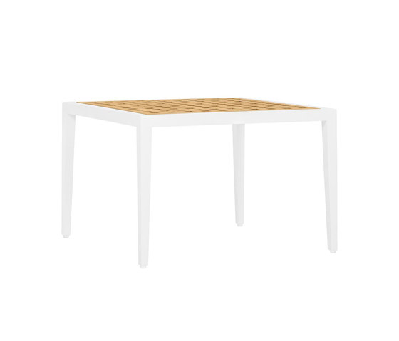 HATCH SIDE TABLE SQUARE 60 by JANUS et Cie   Side tables