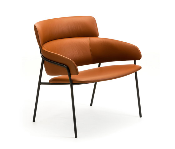 Strike Lo by Arrmet srl | Lounge chairs