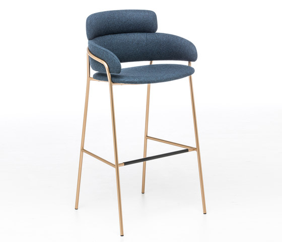 Strike ST by Arrmet srl | Bar stools