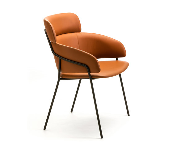 Strike XL by Arrmet srl | Chairs