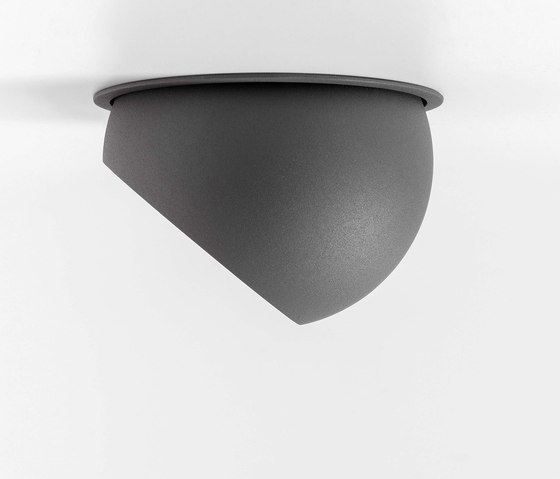 Marbul recessed 1x di Modular Lighting Instruments | Lampade parete incasso