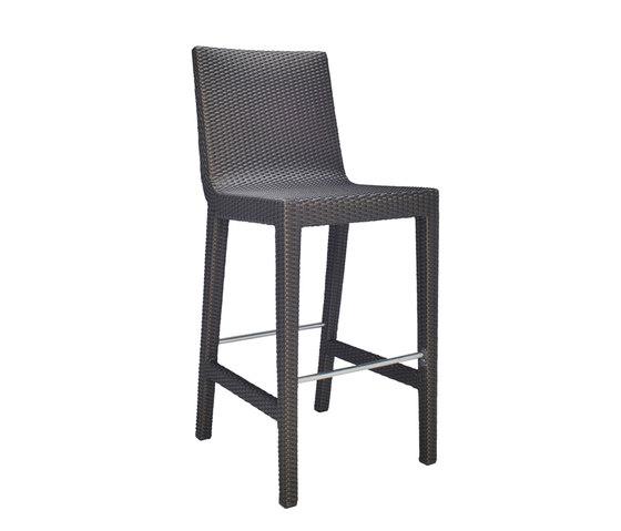 QUINTA FULLY WOVEN BARSTOOL by JANUS et Cie | Bar stools