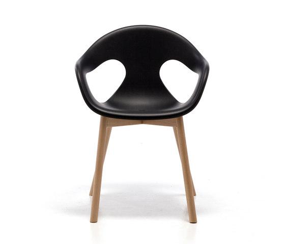 Sunny 4WL by Arrmet srl | Restaurant chairs