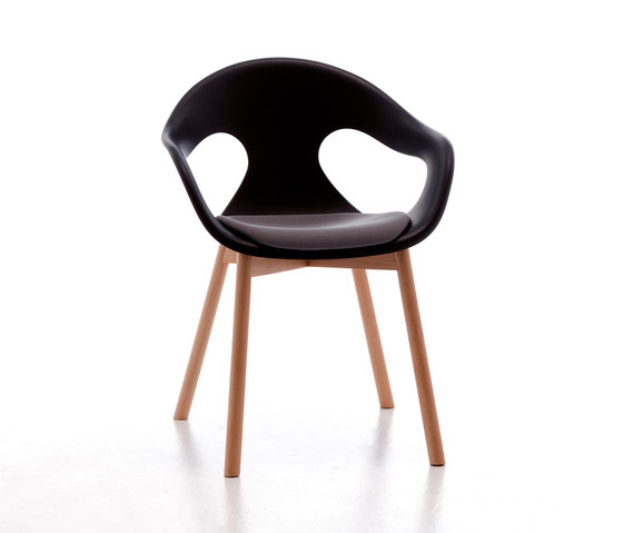Sunny 4WL by Arrmet srl | Chairs