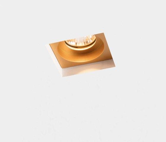 Qbini Trimless von Modular Lighting Instruments | Deckeneinbauleuchten