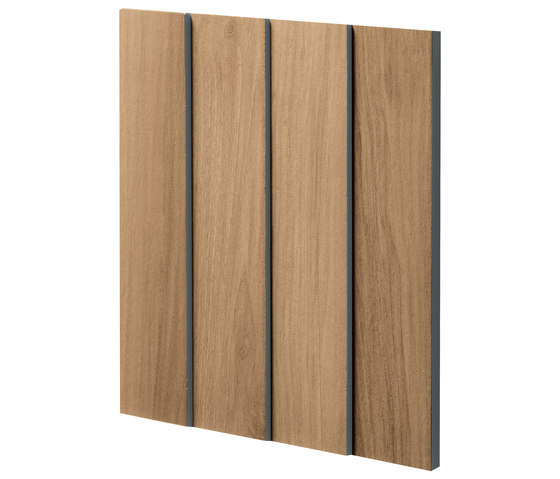 Essences | Walnut Plank 3D by Marca Corona | Ceramic tiles