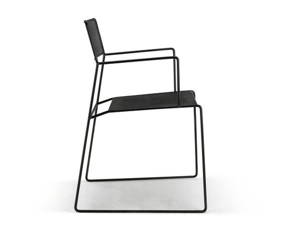 Log Plus by Arrmet srl | Chairs