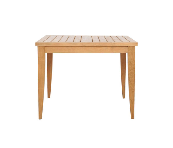 RELAIS DINING TABLE SQUARE 99 by JANUS et Cie | Dining tables