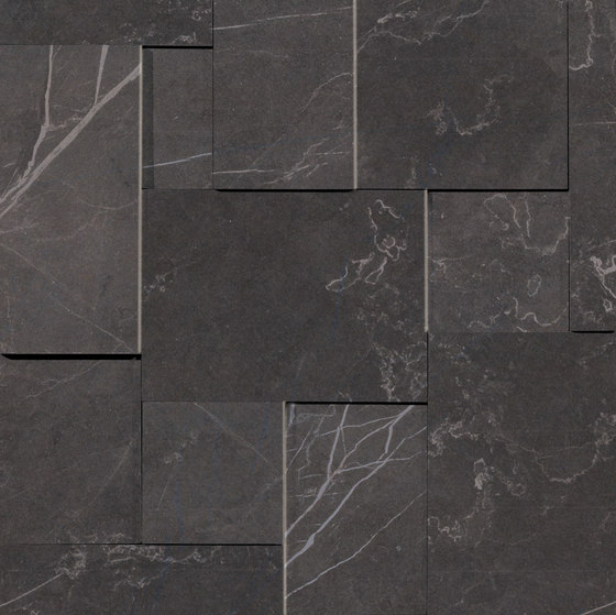 Deluxe | Dark Brick by Marca Corona | Ceramic tiles
