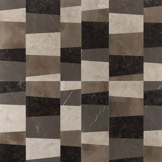 Opus | Piano club by Lithos Design | Natural stone panels