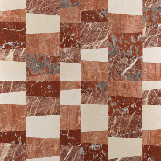 Opus | Piano ginger by Lithos Design | Natural stone panels
