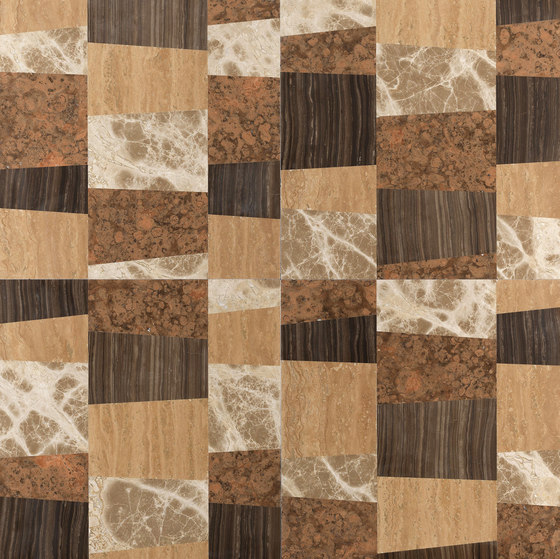 Opus   Piano sandalo di Lithos Design   Lastre pietra naturale