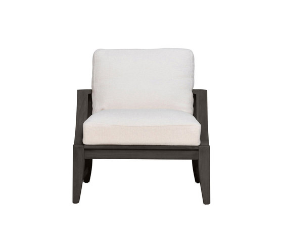 RELAIS LOUNGE CHAIR by JANUS et Cie | Garden armchairs