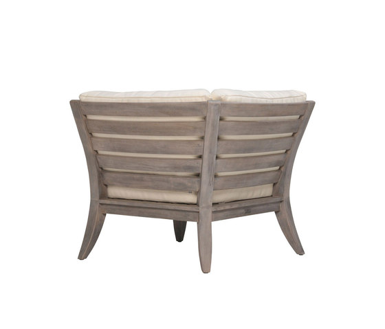 RELAIS MODULE CORNER by JANUS et Cie | Modular seating elements