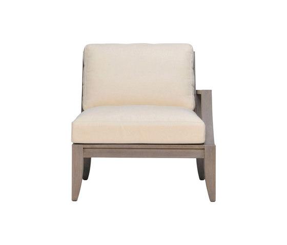 RELAIS MODULE LEFT by JANUS et Cie   Modular seating elements