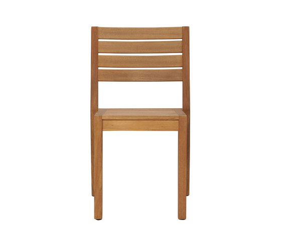 RELAIS STACKING SIDE CHAIR di JANUS et Cie | Sedie