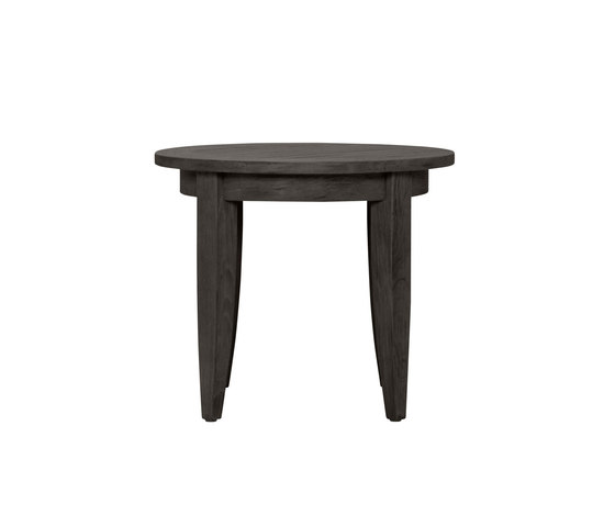 RELAIS SIDE TABLE ROUND 62 by JANUS et Cie | Side tables
