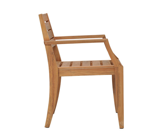 RELAIS STACKING ARMCHAIR by JANUS et Cie | Chairs