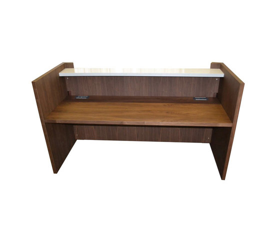 Freeport Reception Desk von Ofifran | Theken