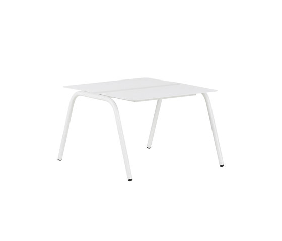 Ondulat AUXILIAR TABLE by Point | Armchairs