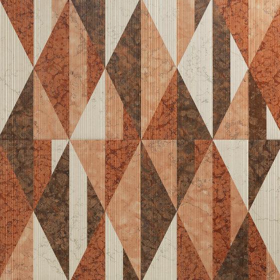 Opus | Tangram masala von Lithos Design | Naturstein Platten