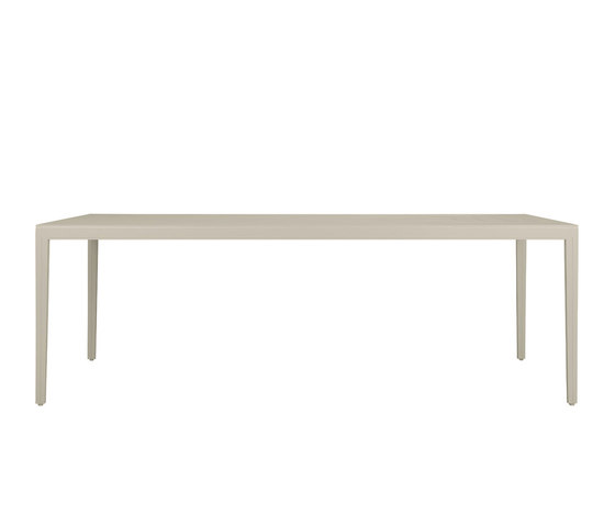 SAVANNAH DINING TABLE RECTANGLE 225 by JANUS et Cie | Dining tables