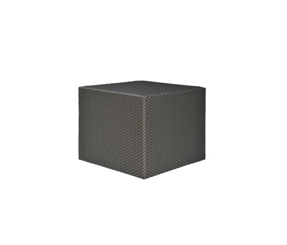 SEE! CLOSED CUBE SIDE TABLE 48 by JANUS et Cie | Side tables