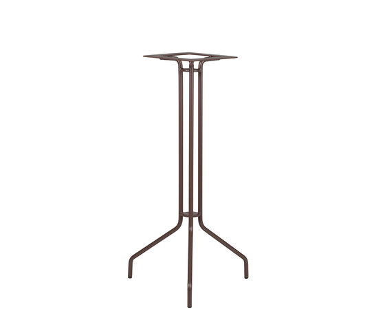 Weave BASE HIGH TABLE 3 LEGS by Point | Trestles